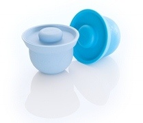 Defrost your frozen Freezer Pod portions here...  Ideal for baby food and toddler snacks. You will love using these AdoraBOWLS in all stages of your baby's meal preparation. Safe in the: fridge/freezer, microwave/oven (up to 240C), dishwasher. www.weanmeister.com