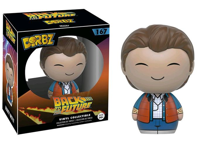 Pre-order – Back To The Future – Marty McFly Dorbz