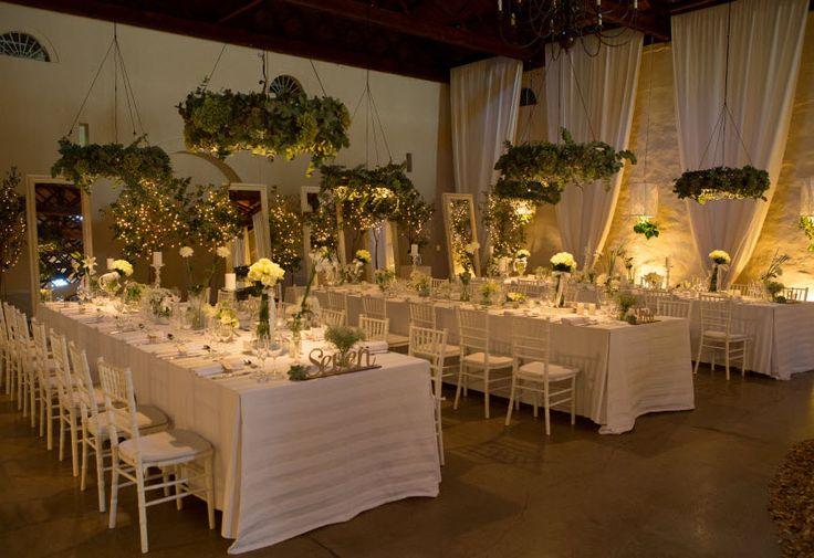 Wedding by Royal Blu / Photographer: Greg Lumley / Venue: Nooitgedacht Wine Estate