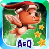 Flap and fly through the starry Christmas sky! Quark sets out to help Santa Claus in this fun Christmas game. Have a Flappy Christmas!
