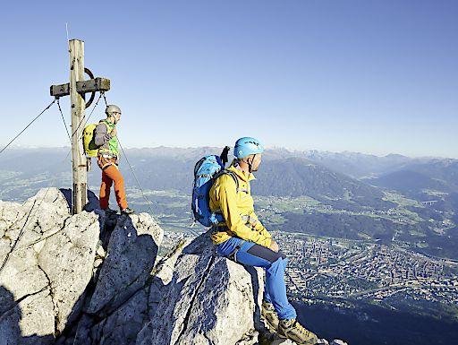 Rekordjahr für Innsbruck Tourismus