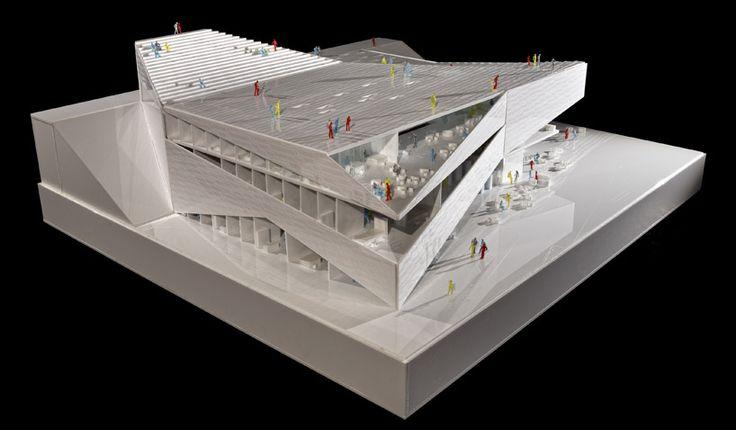 3XN: cultural center plassen