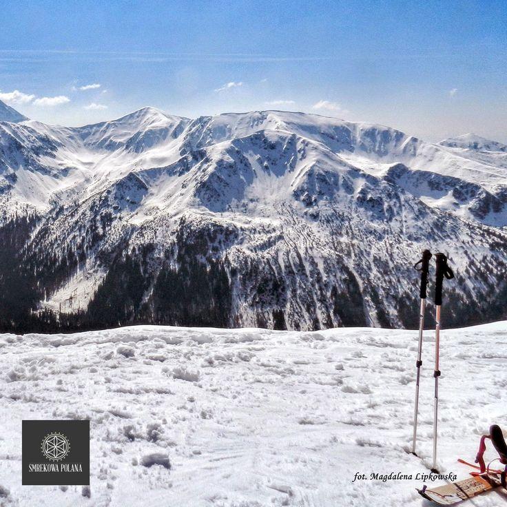 #poland #polska #malopolska #zakopane #mountain #tatry #place #winter #zima #destination