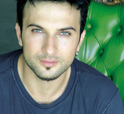 Mesmerizing eyes- Tarkan- turkish singer- one of the most popular pop stars