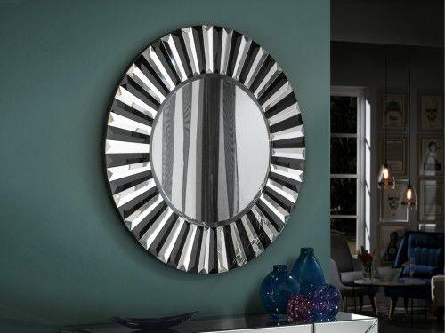 Moderne speil i glass, modell ALBERTA