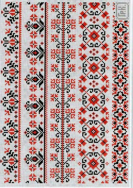 Gallery.ru / Фото #15 - Ukrainian Stitching Art - thabiti