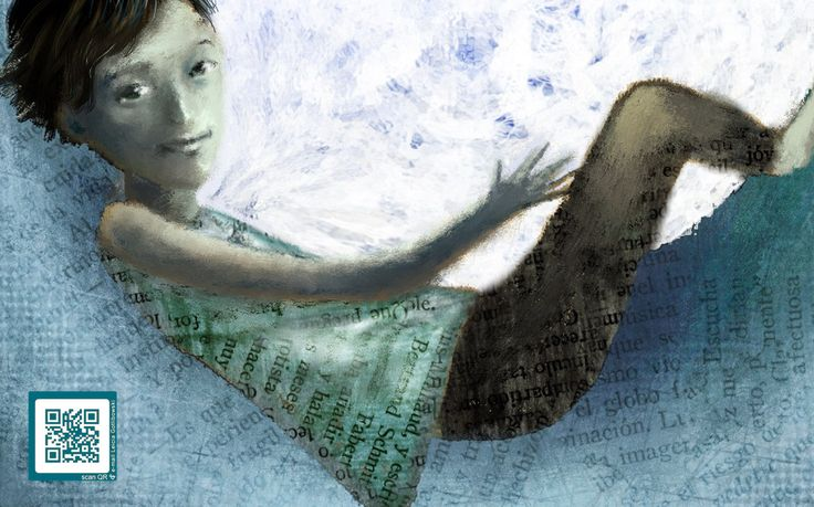 "Leicia Gotlibowski illustration for ""La Luna de Juancho""."