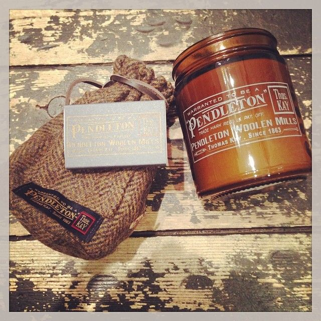 .@kissand_makeup   Candles from pendleton are in. Mission chai, cedar and suede, and wood smoke....   Webstagram
