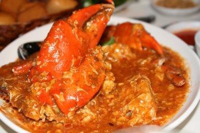 Singapore Chilli Prawn recipe in 10 minutes