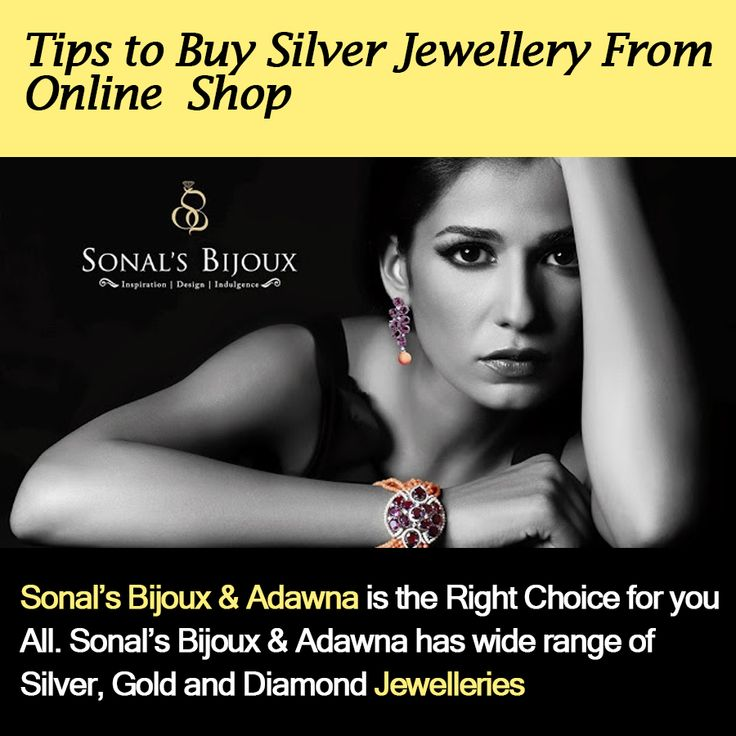 One essential point to consider before opting for silver jewellery online shopping store is to avoid pop-up screens.