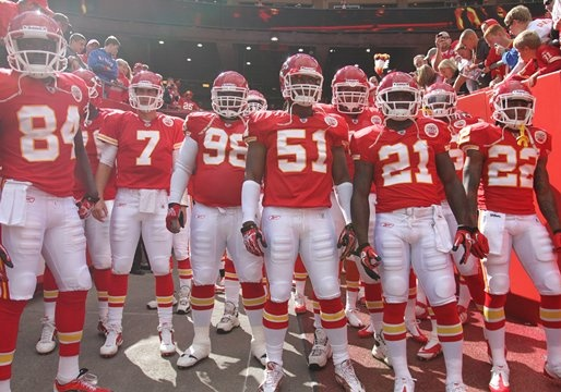 K.C. Chiefs Football