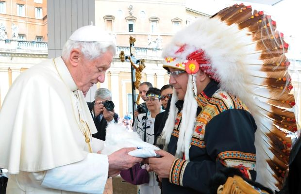 Majority of indigenous Canadians remain Christians despite residential schools.  Could use this to discus resilience and concept of reconciliation.  Pose the question to students- Would you do the same?