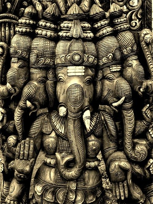 गणेश - Ganesh, the Remover of Obstacles
