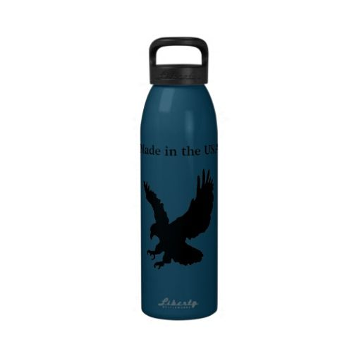Made in the USA Liberty Bottle Drinking Bottles