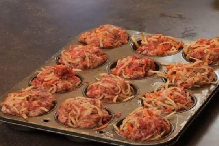 Faites plaisir à Fido avec ces mini pâtés de viande pour chiens faits maison