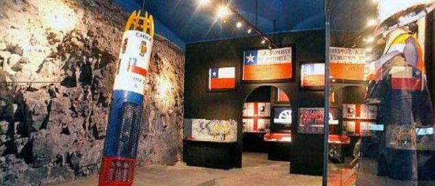 El Gran Escape - #33 Miners at Museo de #Colchagua #Santa Cruz Chile