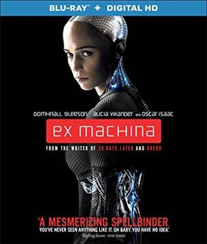 New DVDs and Blu-rays: Ex Machina (Domhnall Gleeson, Alicia Vikander), The Longest Ride, It Follows, Second Best Exotic Marigold Hotel, X-Men: Days of Future Past the Rogue Cut, Sils Maria, and Paul Blart: Mall Cop 2