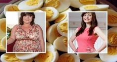 Perdez jusqu'à 5 kilos en deux semaines seulement avec ce régime aux œufs durs !