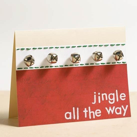 Homemade Christmas cards / DIY & Crafts / Trendy Pics