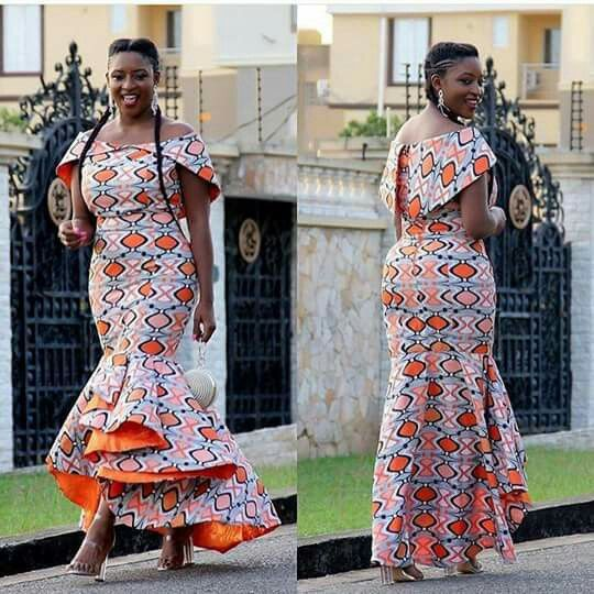 79 Best Ghanaian Fashion (Kaba And Slit) Images On Pinterest