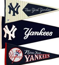 New York Yankees pennants