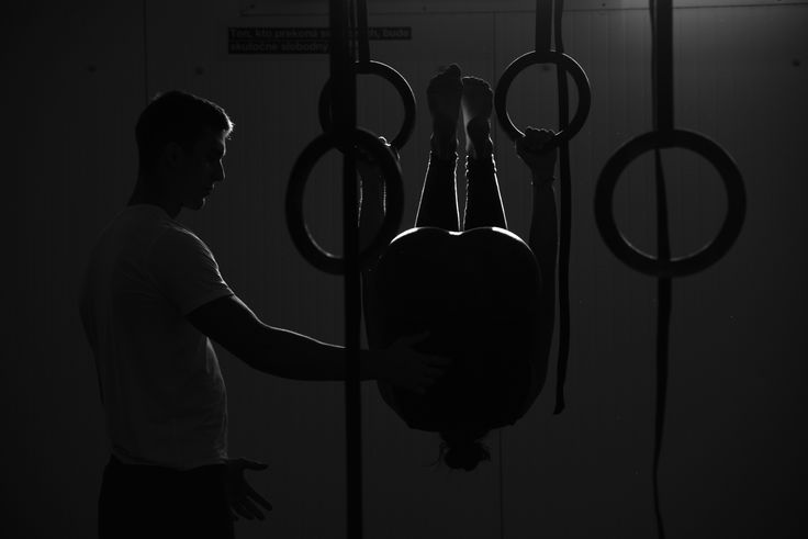 Photography by Linda Vlachova. #Slovakia #gym #training #exercise #gymnast #gymnastic #rings #movement #front #lever #black #white #summer #boy #girl #woman #man #muscle #dark #Tribe #Bratislava #Slovakia #Linda #Vlachova #photographer #graphic #designer #design