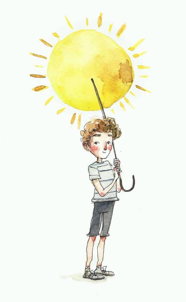 L'acquerello di sole è di Ilaria Urbinati (godetevela qui: http://inapencil.blogspot.it/).