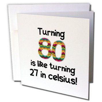 80th birthday ideas with 80 items - Google Search