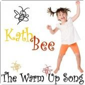 The Warm Up Song by Kath Bee, easy to follow fun activity to do with your pre schoolers.