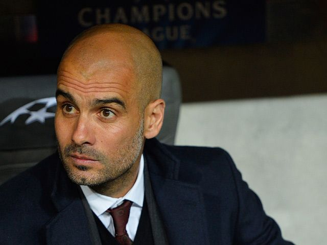 Pep Guardiola's Manchester City drawn alongside Barcelona in Champions League