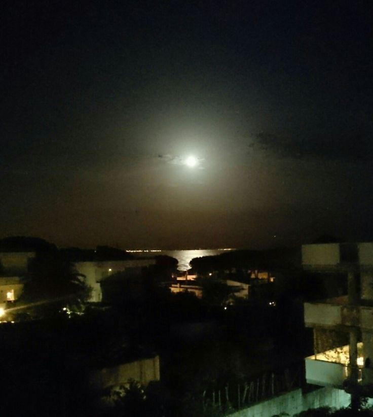 Notte d'estate a santa Marinella