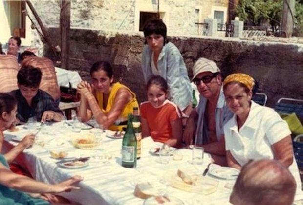 Η συνταγή της Μαρίκας Μητσοτάκη που ξετρέλλανε από τον Χαρίλαο Φλωράκη μέχρι τον Τζώρτζ Μπους