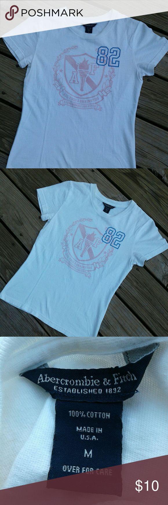 T shirt design jonesboro ar - Abercrombie And Fitch Shirt