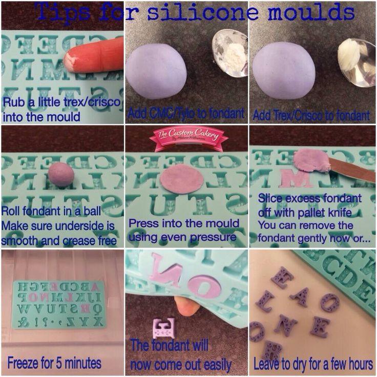 Fondant Cake Molds