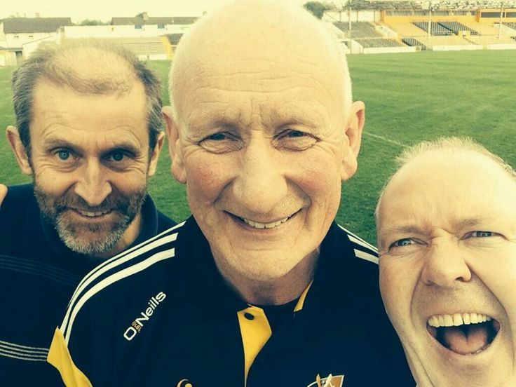 Pic :: The Brilliant Brian Cody #Selfie - GAA Banter