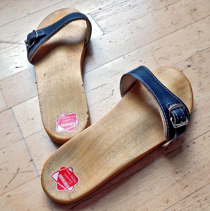 My first Sandals from the eighties | Berkemann | Wooden ...