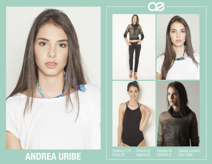 ANDREA URIBE
