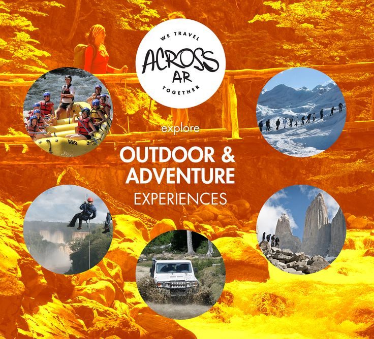 Dare to an amazing #adventure & #outdoor #experience in #Argentina and #Latinamerica With Family > http://goo.gl/BqOOEV  With Couple > http://goo.gl/feo92s ---------------- Argentina Outdoor > Viva una aventura increíble!! En familia > http://goo.gl/BqOOEV  En pareja > http://goo.gl/feo92s