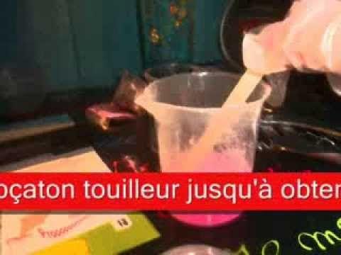 Comment fabriquer votre propre pâte a prout ? - YouTube