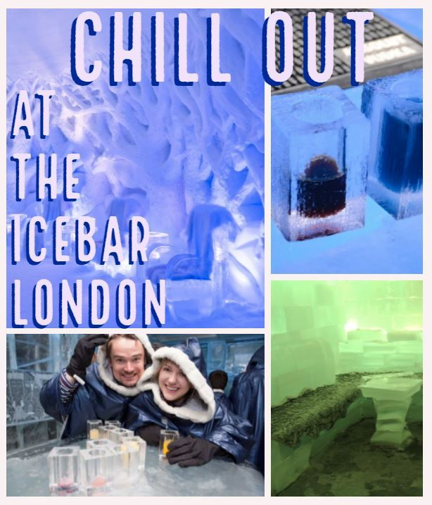 In the trendy Mayfair neighborhood is a bar that will definitely cool you down this summer — ICEBAR London. #London #UK #Europe #travelLondon #travelEurope #Icebar #bar #drink #drinks #londonislovinit #England #barhop #ice #chill #chilly #cold #brr #summer #summervacation #vacation #winter #wintervacation