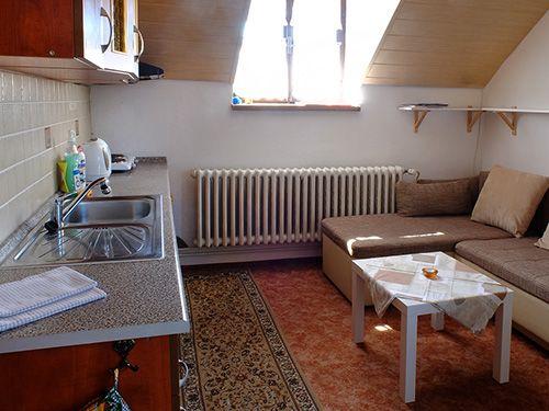 Apartmánový dům Železná Ruda - apartmán A