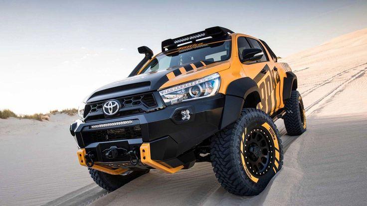 Toyota Hilux Tonka Concept: un juguete para niños ya crecidos. Foto 18 de 23.