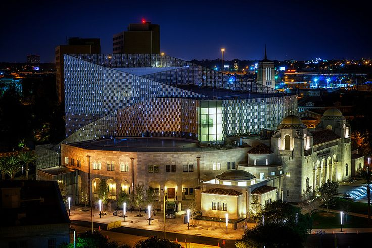 Tobin Center For The Performing Arts, San Antonio, TX. LMN Architects