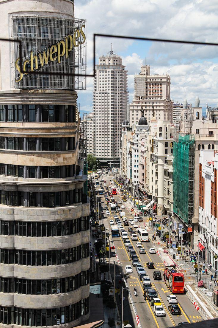 Madrid - ein Wochenende in Spaniens Hauptstadt: Königshäuser, Schlachthof und Sangria.