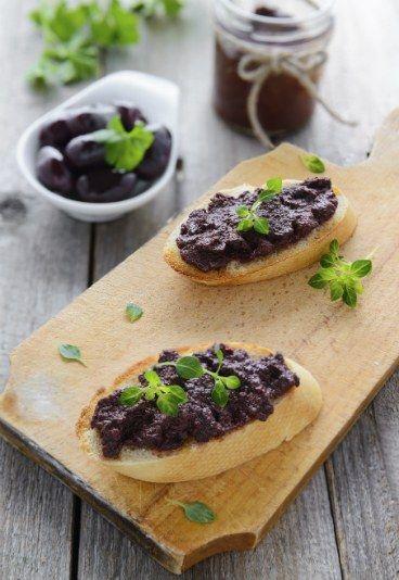 Patê de azeitona e patê de azeitona light - Como fazer patê? Receitas de patê e versões light deliciosas - taofeminino