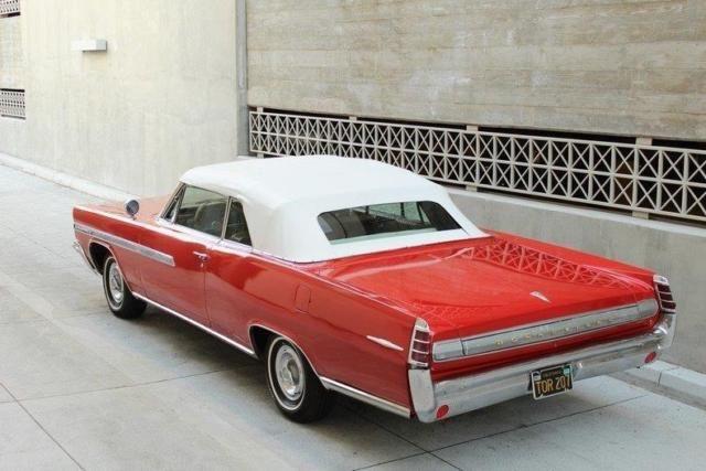 1963 Pontiac Bonneville Convertible 389 4 Barrel Automatic Pontiac Bonneville Pontiac Pontiac Gto