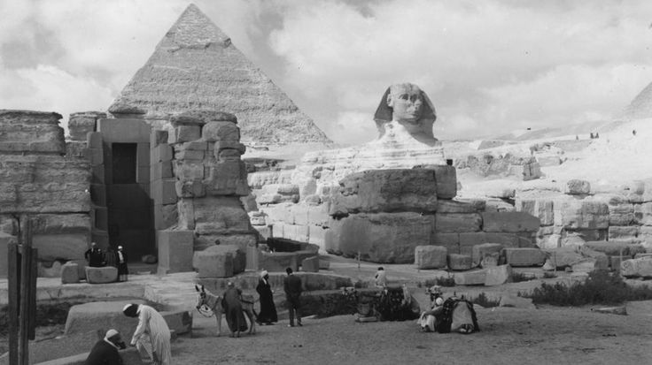 10 Wonders of the Ancient World (PHOTOS) | The Weather Channel