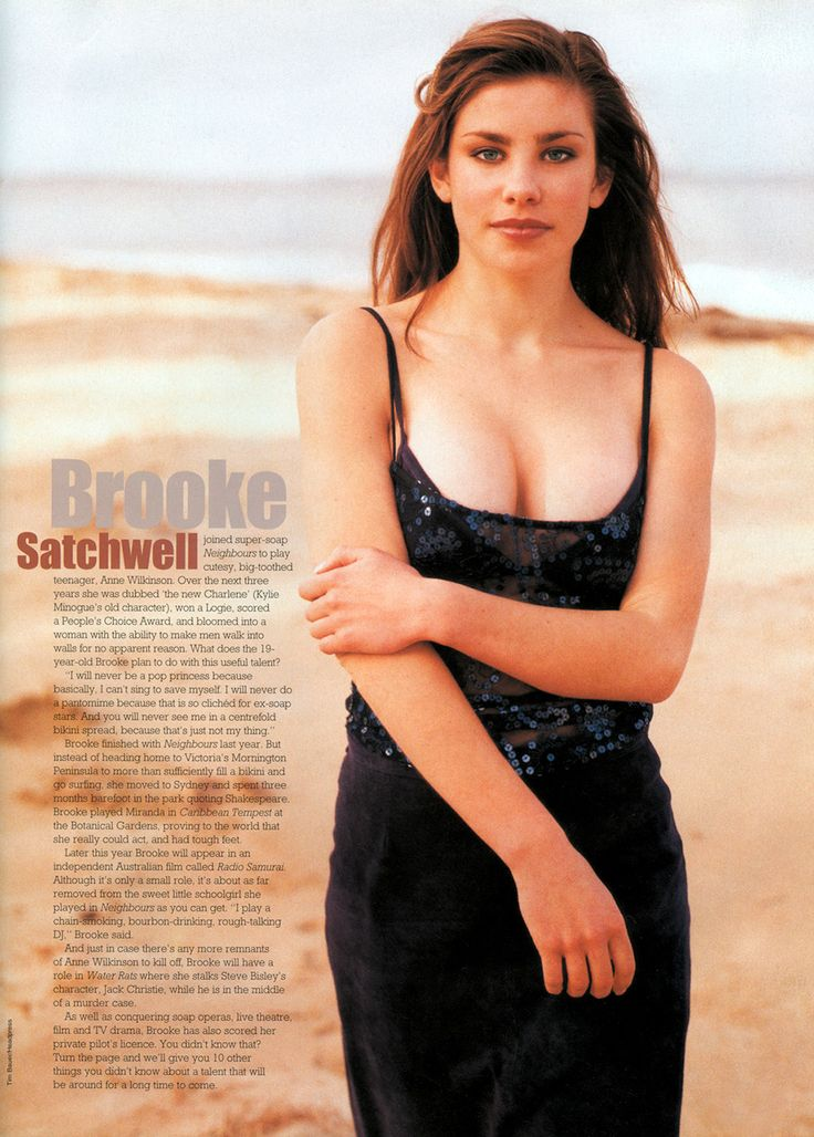Brooke Satchwell - Поиск в Google
