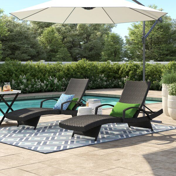 Complete Your Backyard Or Patio Space With A Cozy Spot To Sit Back And Unwind In The Great Outdoors Sun Lounger Wicker Chaise Lounge Clearance Patio Furniture