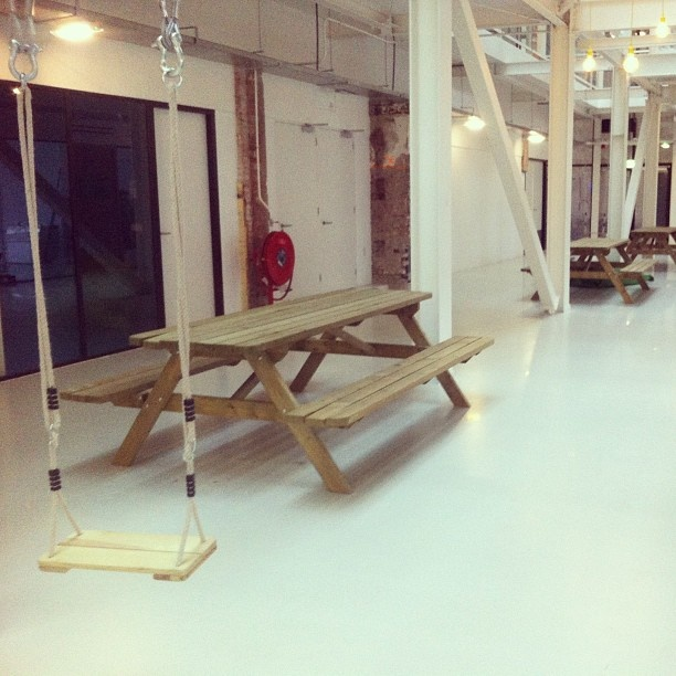 Another shot of the studio...